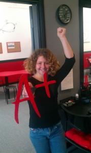 Bryan College Station APlus Student