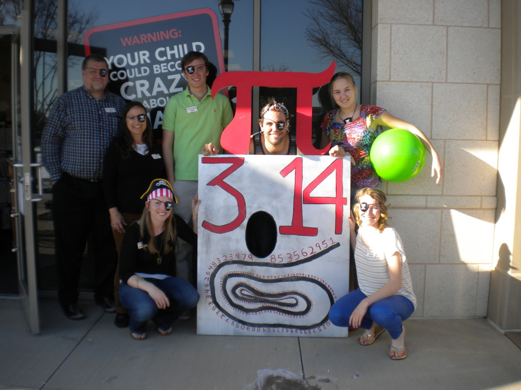 Southlake Pi Day Team