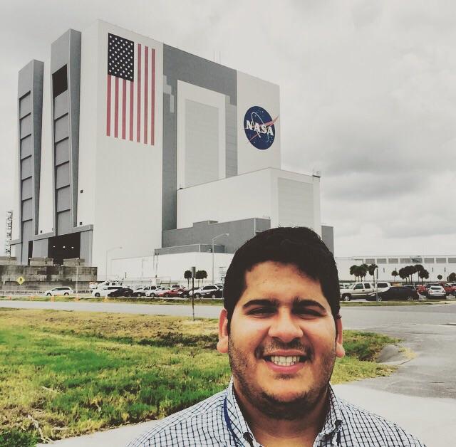 Tito Bogran NASA