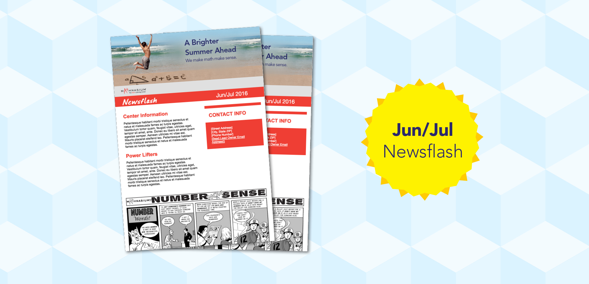Sample-Email-Newsflash-June-2016