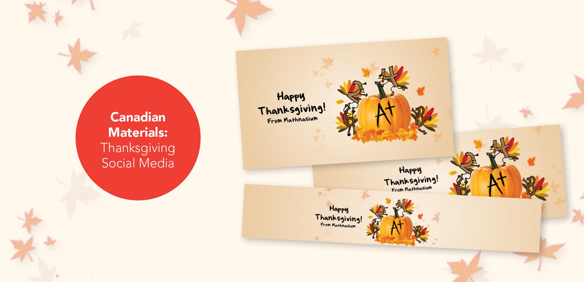 Canadian Spotlight-Thanksgiving
